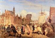 Wojciech Gerson Gdansk in the 17th century china oil painting reproduction