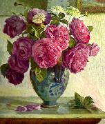 anders trulson blommor china oil painting reproduction