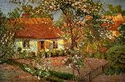 anders trulson blommande frukttrad china oil painting reproduction