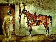 charles emile callande cheval arabe oil painting picture wholesale