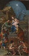 unknow artist Adoration of the Magi china oil painting reproduction