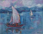 unknow artist Lake Constance china oil painting reproduction