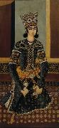 unknow artist Seated Prince china oil painting reproduction