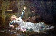 Alexandre  Cabanel Ophelia china oil painting reproduction