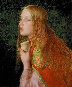 Anthony Frederick Augustus Sandys Mary Magdalene oil