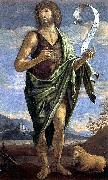 BARTOLOMEO VENETO John the Baptist china oil painting reproduction
