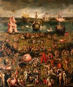 BOSCH, Hieronymus Garden of Earthly Delights china oil painting reproduction