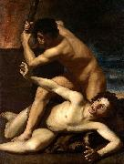 Bartolomeo Manfredi Cain Kills Abel, china oil painting reproduction