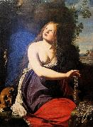 Catharina Van Hemessen Sainte Marie Madeleine renoncant aux richesses de ce monde china oil painting reproduction