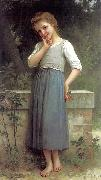 Charles-Amable Lenoir The Cherry Picker china oil painting reproduction