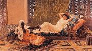 Frederick Goodall A New Light in the Harem china oil painting reproduction