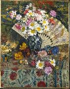 Georges Lemmen Still Life with Fan china oil painting reproduction