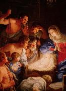 Guido Reni Adoration of the shepherds china oil painting reproduction