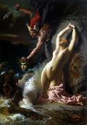 Henri-Pierre Picou Andromeda Chained to a Rock oil painting picture wholesale