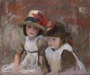 John Singer Sargent Village Children oil painting picture wholesale