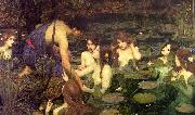 John William Waterhouse Hylas and the Nymphs china oil painting reproduction