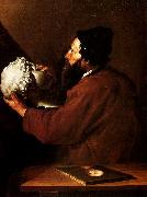 Jose de Ribera Der Tastsinn china oil painting reproduction