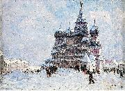 Nikolay Nikanorovich Dubovskoy Red Square china oil painting reproduction