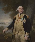 Ralph Earl Major General Friedrich Wilhelm Augustus, Baron von Steuben oil painting picture wholesale