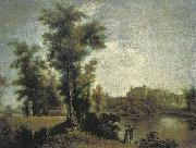 Semyon Shchedrin View of the Gatchina palace and park china oil painting reproduction