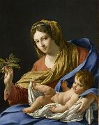 Simon Vouet Vierge Hesselin china oil painting reproduction