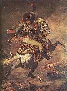 Theodore Gericault Charging Chasseur by Theodore Gericault china oil painting reproduction