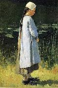 Theodore Robinson Angelus china oil painting reproduction