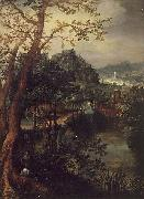 VINCKBOONS, David Landscape china oil painting reproduction