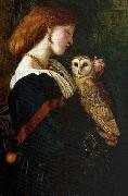 Valentine Cameron Prinsep Prints Il Barbagianni oil painting picture wholesale