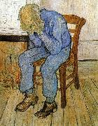 Vincent Van Gogh Old Man in Sorrow oil painting picture wholesale