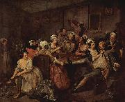 William Hogarth Gemadefolge china oil painting reproduction