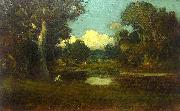 William Keith Berkeley Oaks china oil painting reproduction