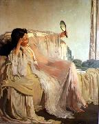 William Orpen The Eastern Gown oil painting picture wholesale