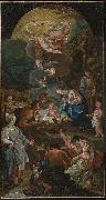 Zacarias Gonzalez Velazquez Adoration of the Shepherds china oil painting reproduction