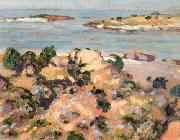 konrad magi Shore of Saaremaa oil painting picture wholesale