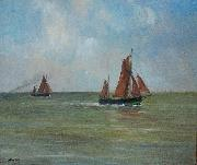 unknow artist North Sea off Ostend china oil painting reproduction