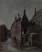 unknow artist Oud Sint-Janshospitaal te Brugge china oil painting reproduction