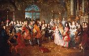 unknow artist Marriage of Louis of France, china oil painting reproduction
