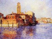 unknow artist View of Venice china oil painting reproduction