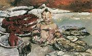 Lovis Corinth Stillleben mit Pagode oil painting picture wholesale