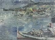 Lovis Corinth Luzerner See am Vormittag oil painting picture wholesale