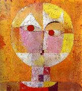 Paul Klee Senecio2 oil painting picture wholesale