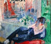 Rik Wouters Afternoon in Amsterdam. oil painting picture wholesale
