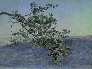 Alexander Yakovlevich GOLOVIN The Tree Branch oil painting picture wholesale