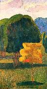 Emile Bernard The yellow tree oil painting picture wholesale