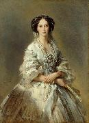 Franz Xaver Winterhalter Portrait of Empress Maria Alexandrovna oil painting picture wholesale