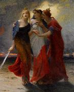 Guillaume Seignac Belgium, France, and England Before the German Invasion oil painting picture wholesale