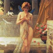 Guillaume Seignac Psyche oil painting picture wholesale