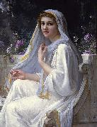 Guillaume Seignac Reflections oil painting picture wholesale