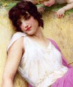 Guillaume Seignac L innocence oil painting picture wholesale